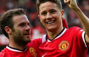 Ander Herrera  may miss out again