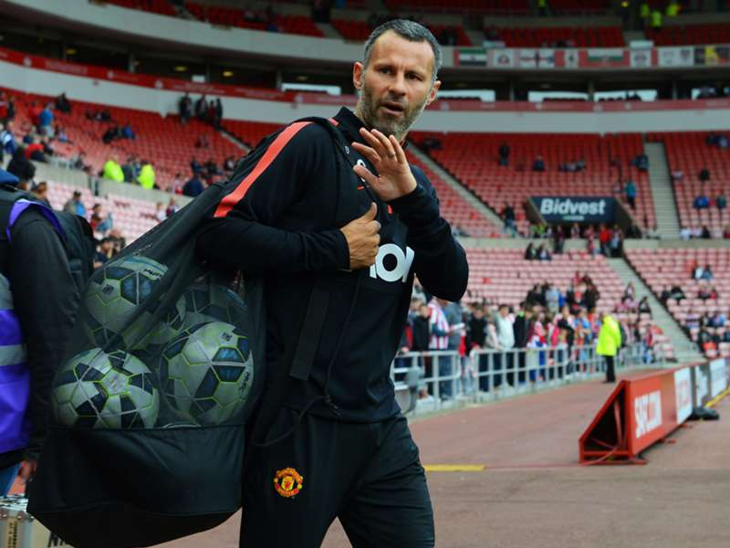 Manchester United legend Ryan Giggs