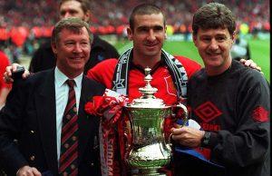 Manchester United Legend Sir Alex Ferguson.