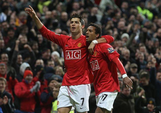Cristiano Ronaldo's presence convinced Nani to join Manchester United