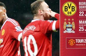 Manchester United Pre-seasoun friendly match live
