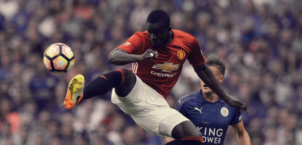 Manchester United are ready to loan out Eric Bailly