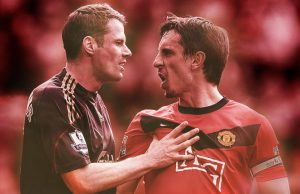 Neville Carragher Manchester United