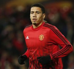 Chris Smalling United