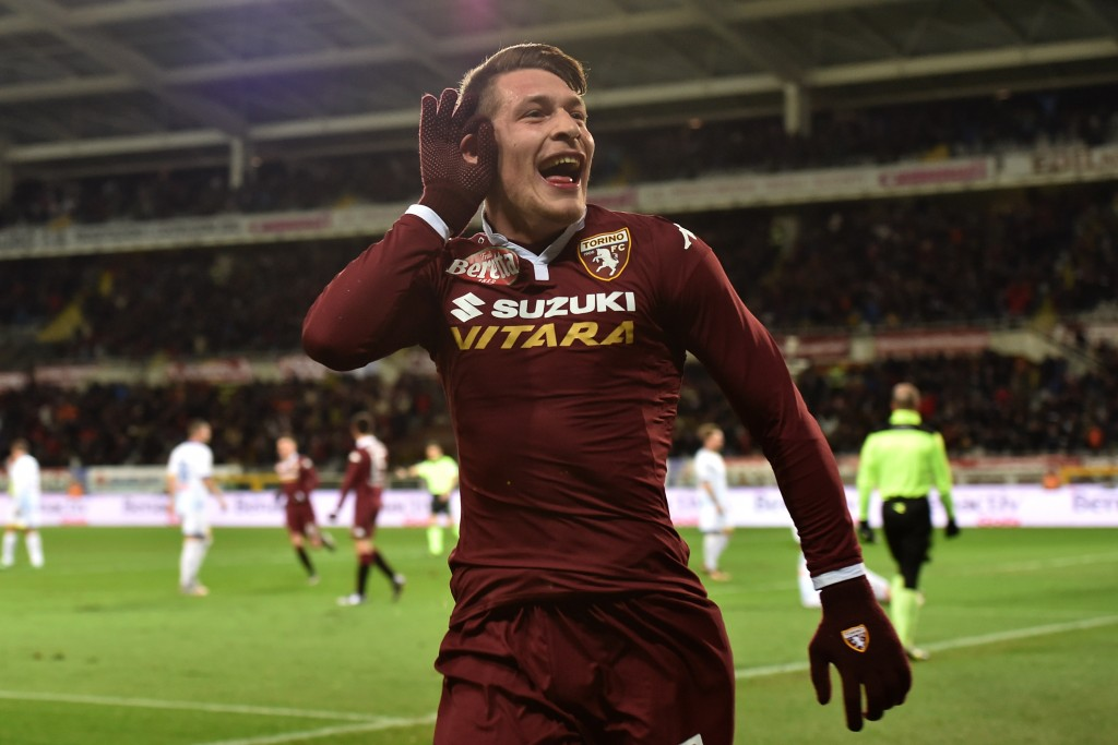 Andrea Belotti is a Manchester United target
