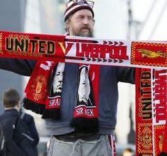 Manchester United v Liverpool - UEFA Europa League Round of 16 Second Leg