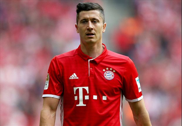 Lewandowski's agent has ruled out a move to Manchester United.