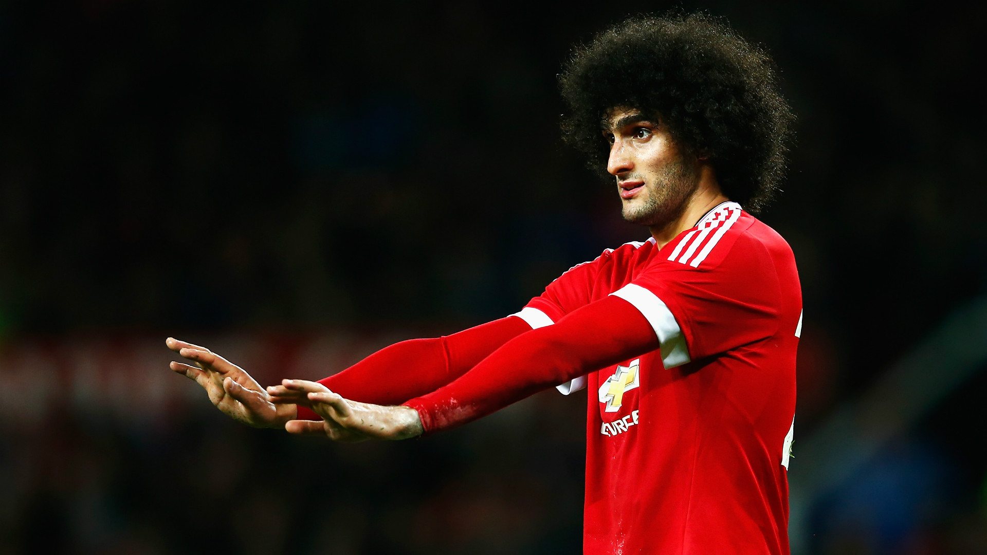 Galatasaray Claim To Be In Marouane Fellaini Talks