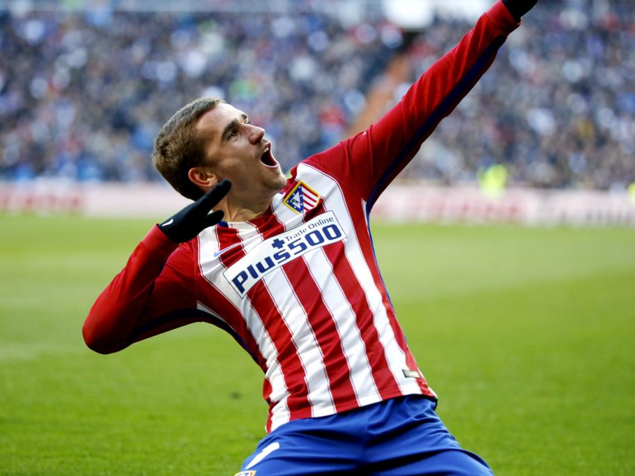 Antoine Griezmann hints at Manchester United movie ahead of Europa League final