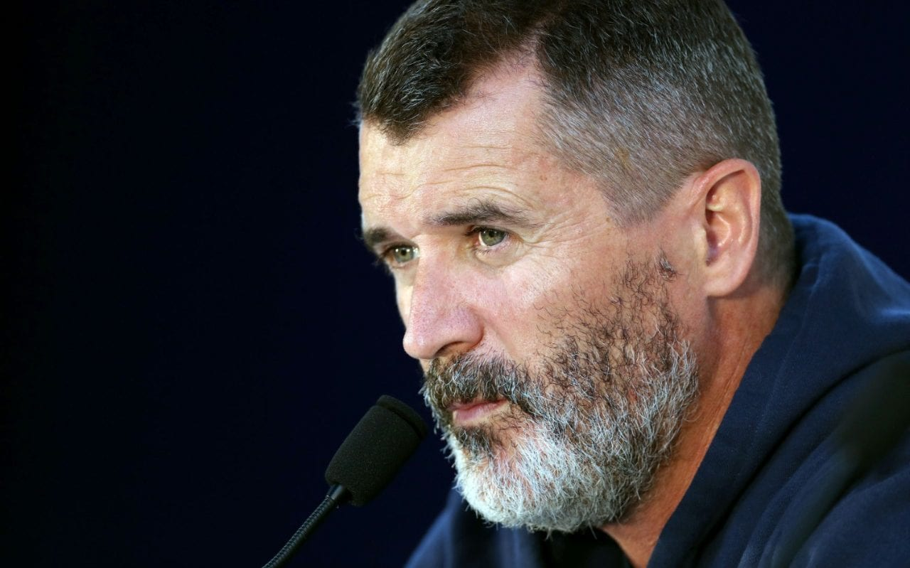 Manchester United legend Roy Keane
