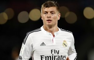 Toni Kroos has attracted the interest of Manchester United