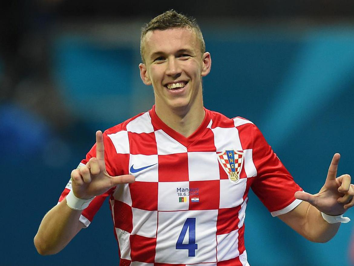 Ivan Perisic is on the radars of Manchester United