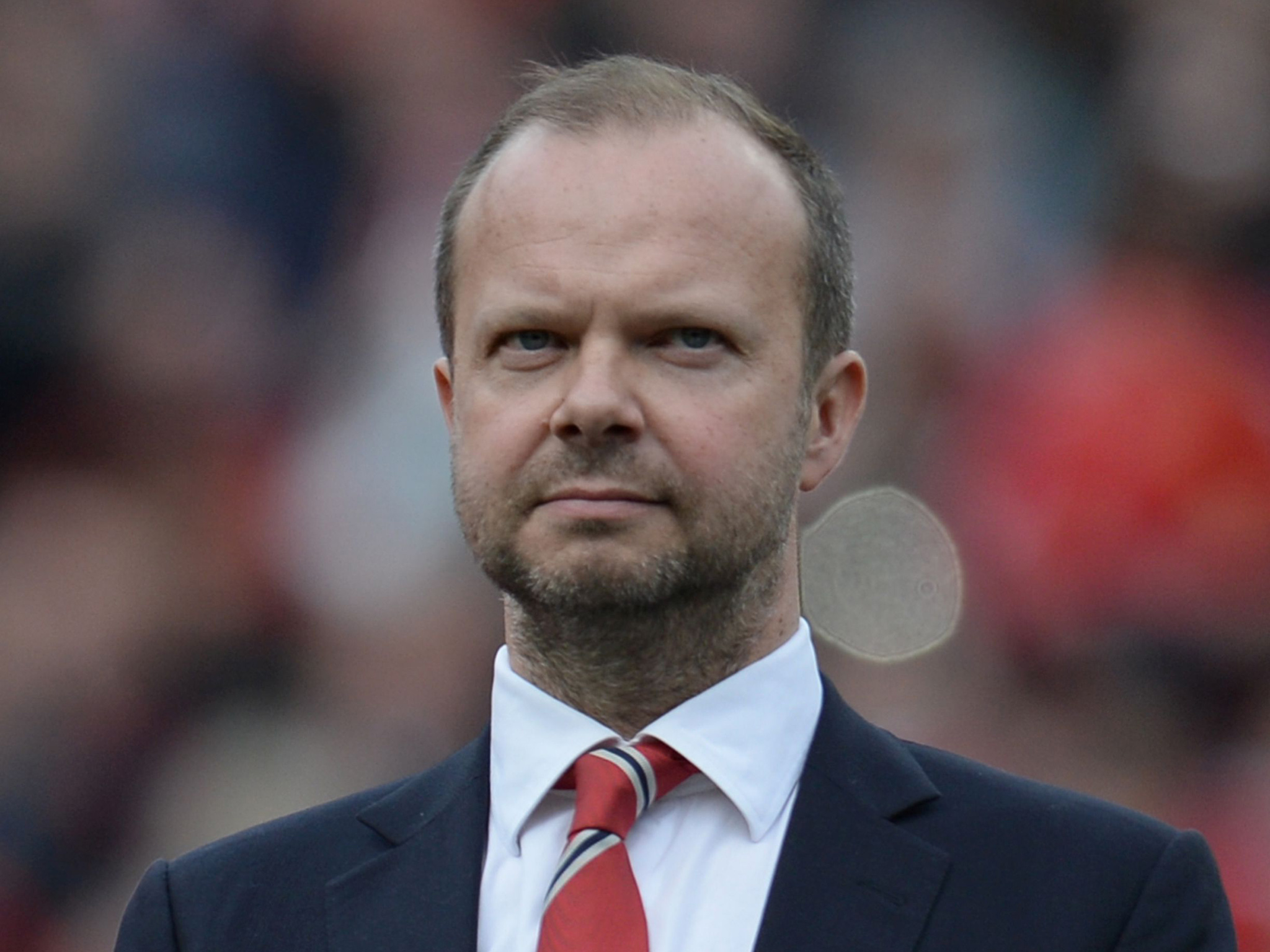 Manchester United CEO Ed Woodward