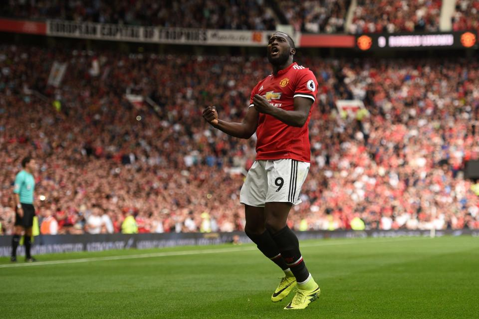 Lukaku sets Man Utd title aim; does not fear Zlatan competition