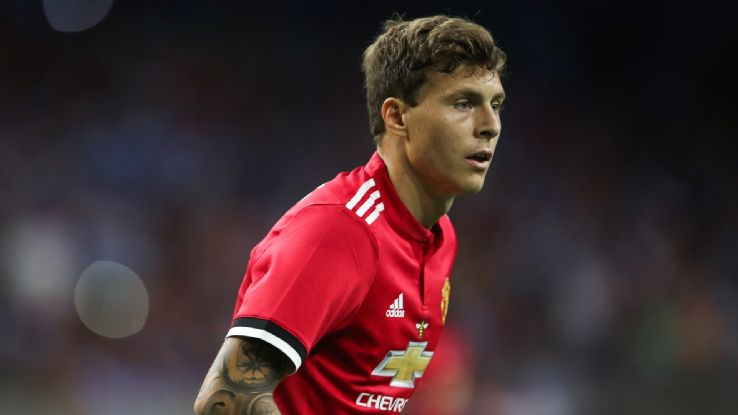 There have been a few concerns over Victor Lindelof's form