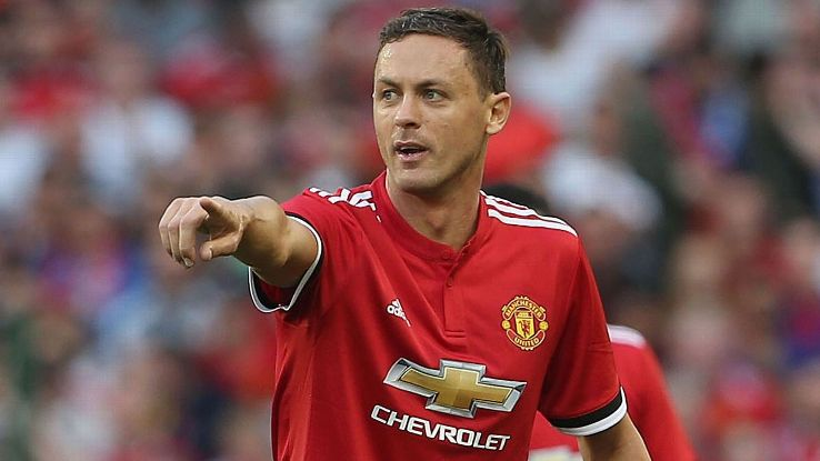 Manchester United star, Nemanja Matic has backed his side's title credentials ahead of the weekend showdown at Anfield.