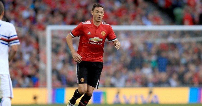 Matic signed a contract extension at United