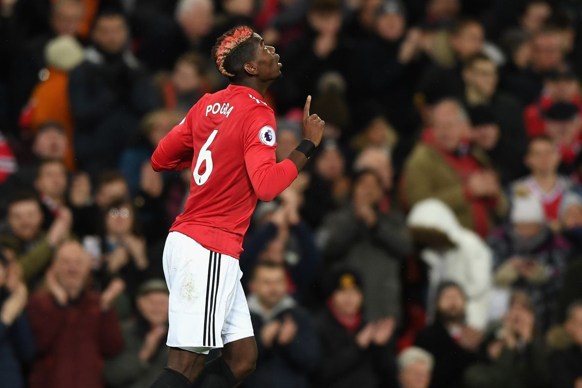 Paul Pogba has started just 4 times in the Premier League this season amidst fitness problems. (GETTY Images)