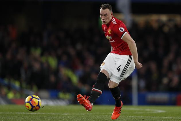 Phil Jones faces an uncertain future