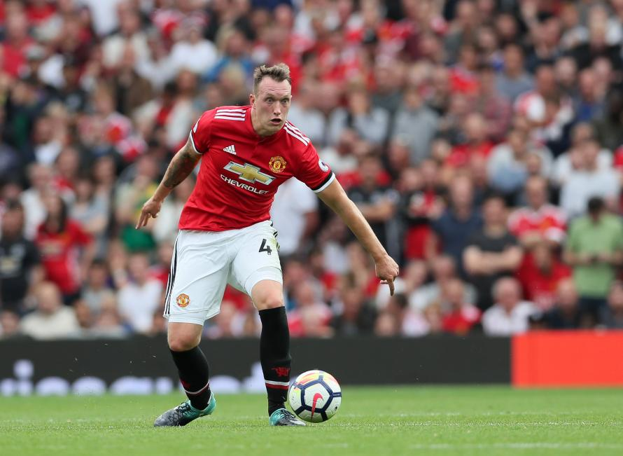 Phil Jones Manchester United