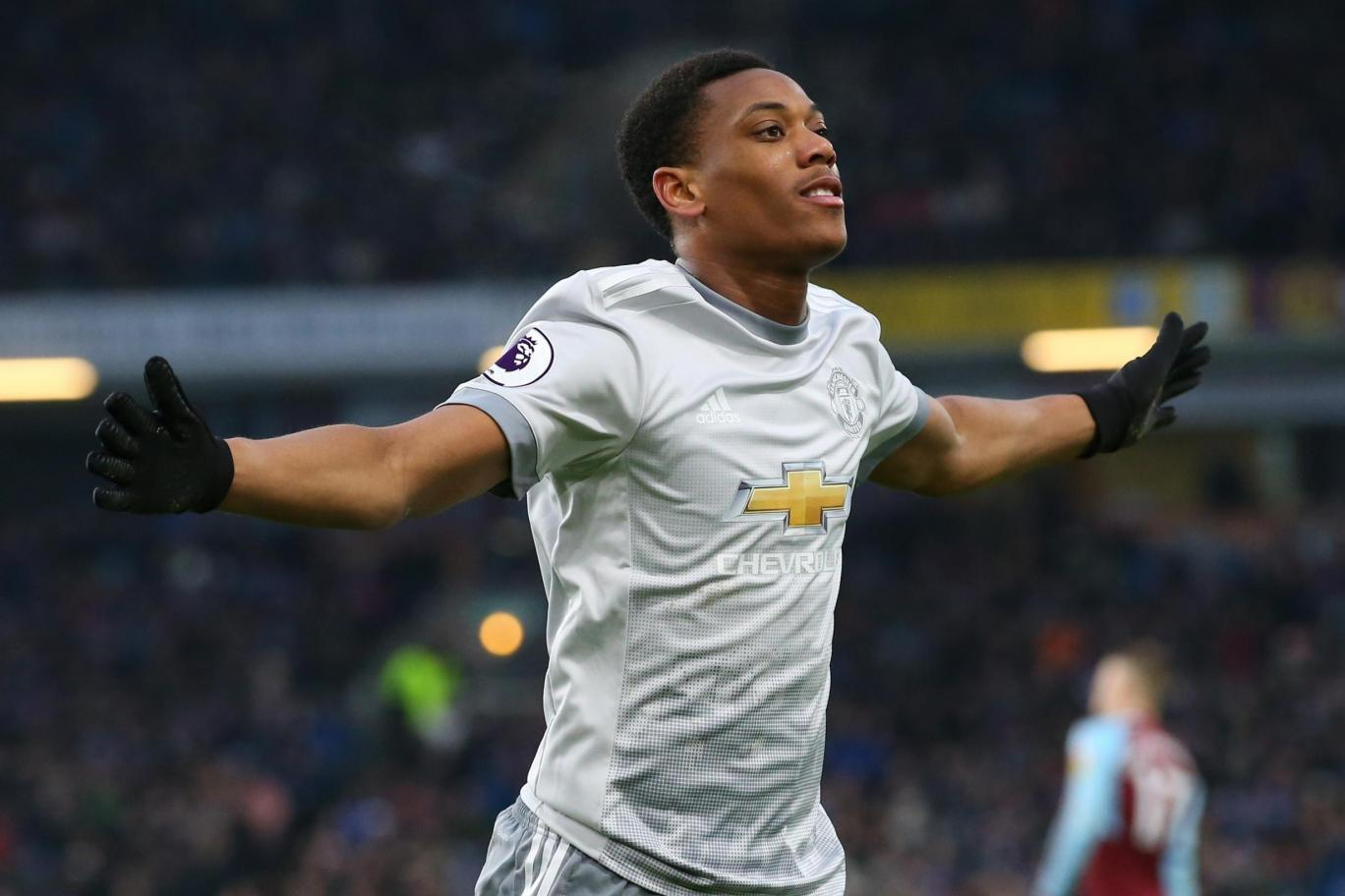 Anthony Martial has been tipped to elave United according to Shaka Hislop