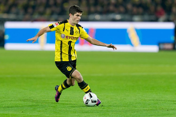 Chelsea could beat Liverpool to Pulisic deal with mammoth January bid