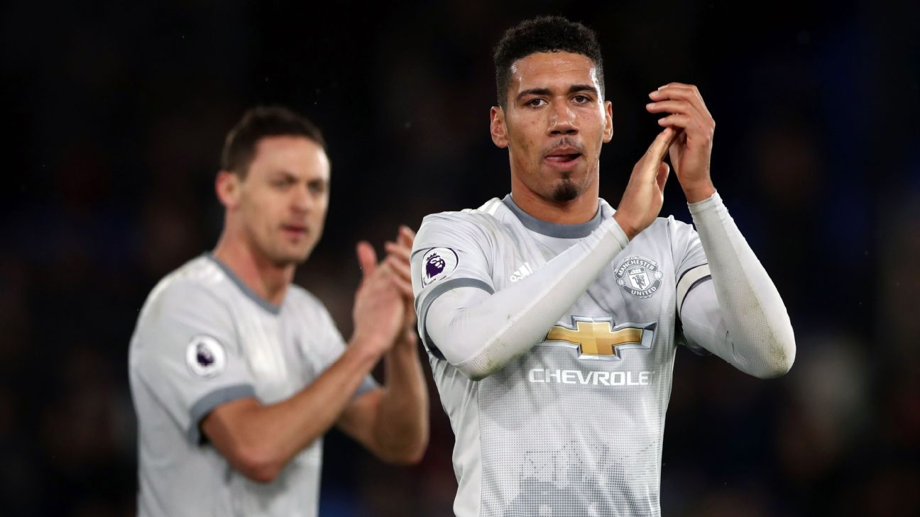 United are keen on offloading Smalling