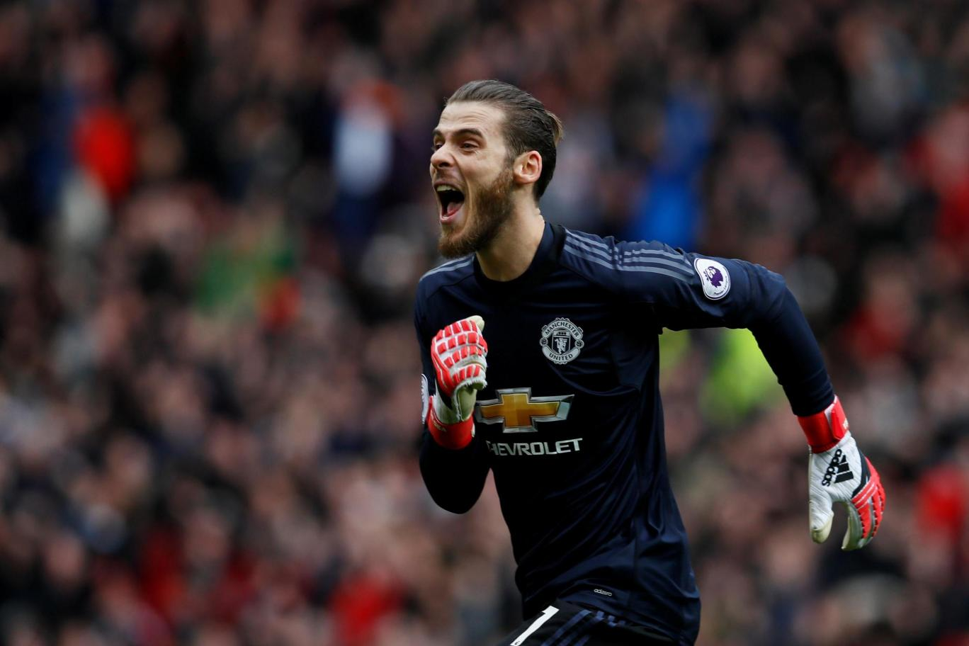 David De Gea has served Manchester United with distinction