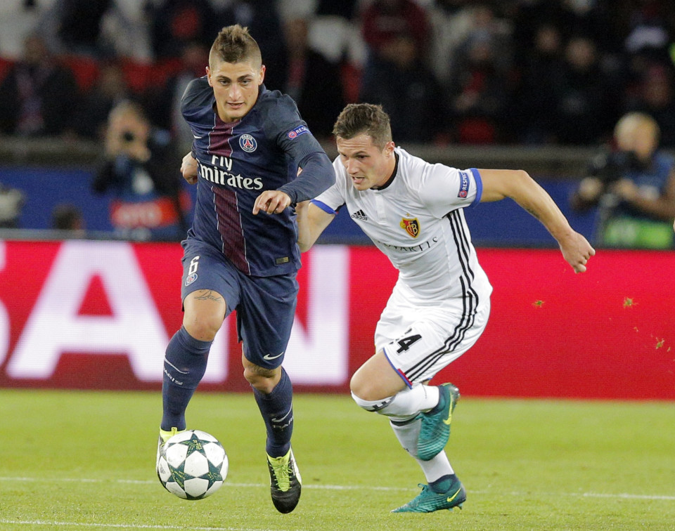 Marco Verratti linked with move