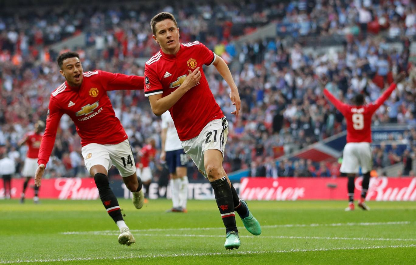 Former Manchester United favourite Ander Herrera has praised Ole Gunnar Solskjaer for the club's win over PSG at the Parc des Princes