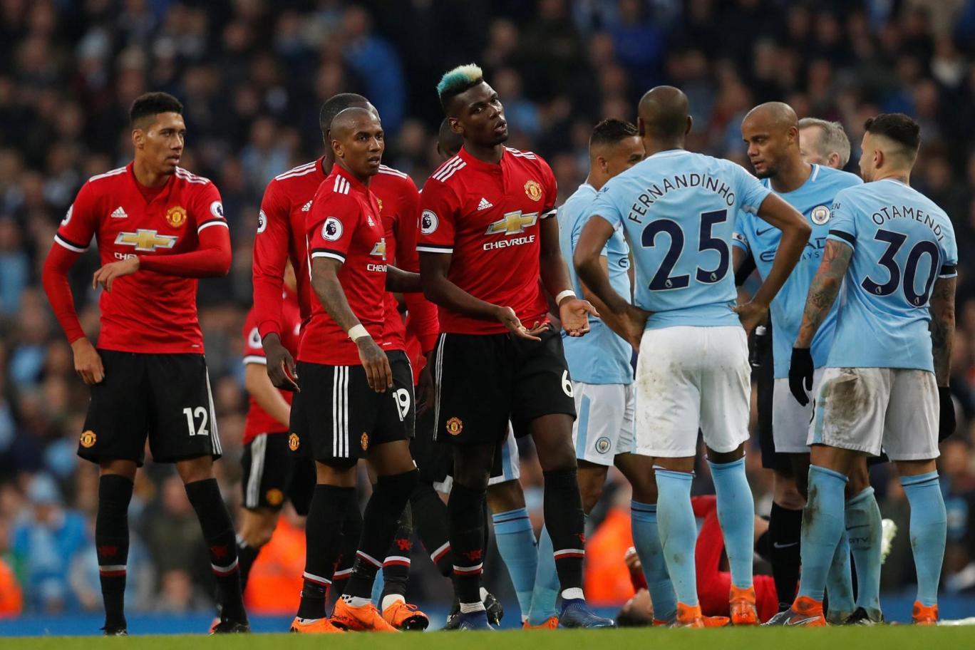 Man City United