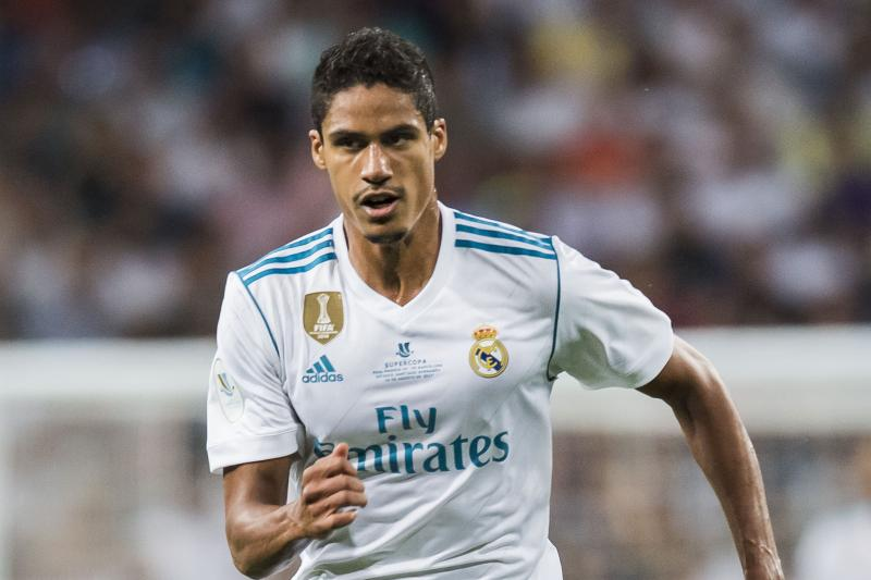 Raphael Varane is  also on United's radar