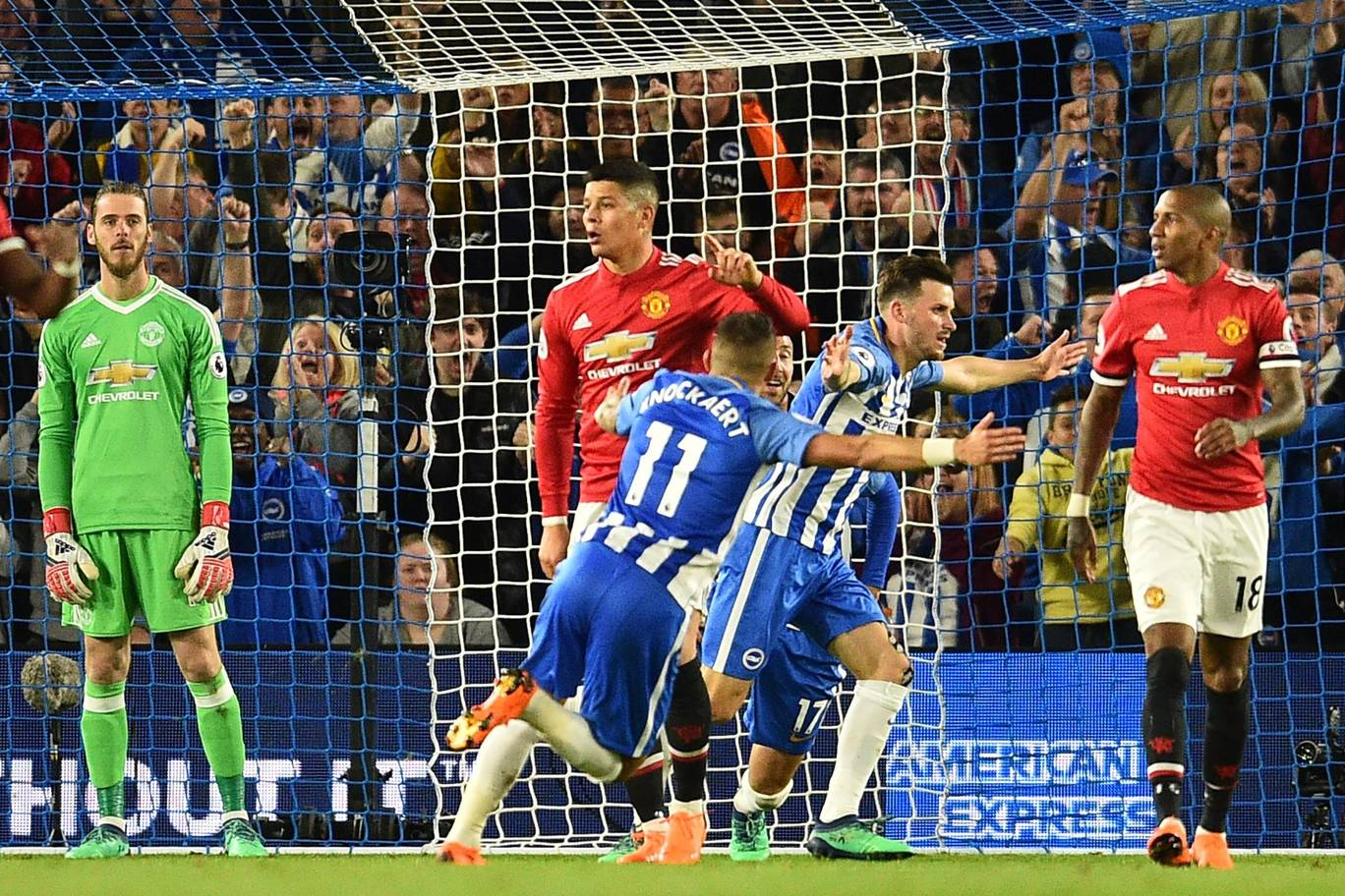 Brighton's Steve Sidwell Hails 'Fantastic' Season After Defaeting Manchester United