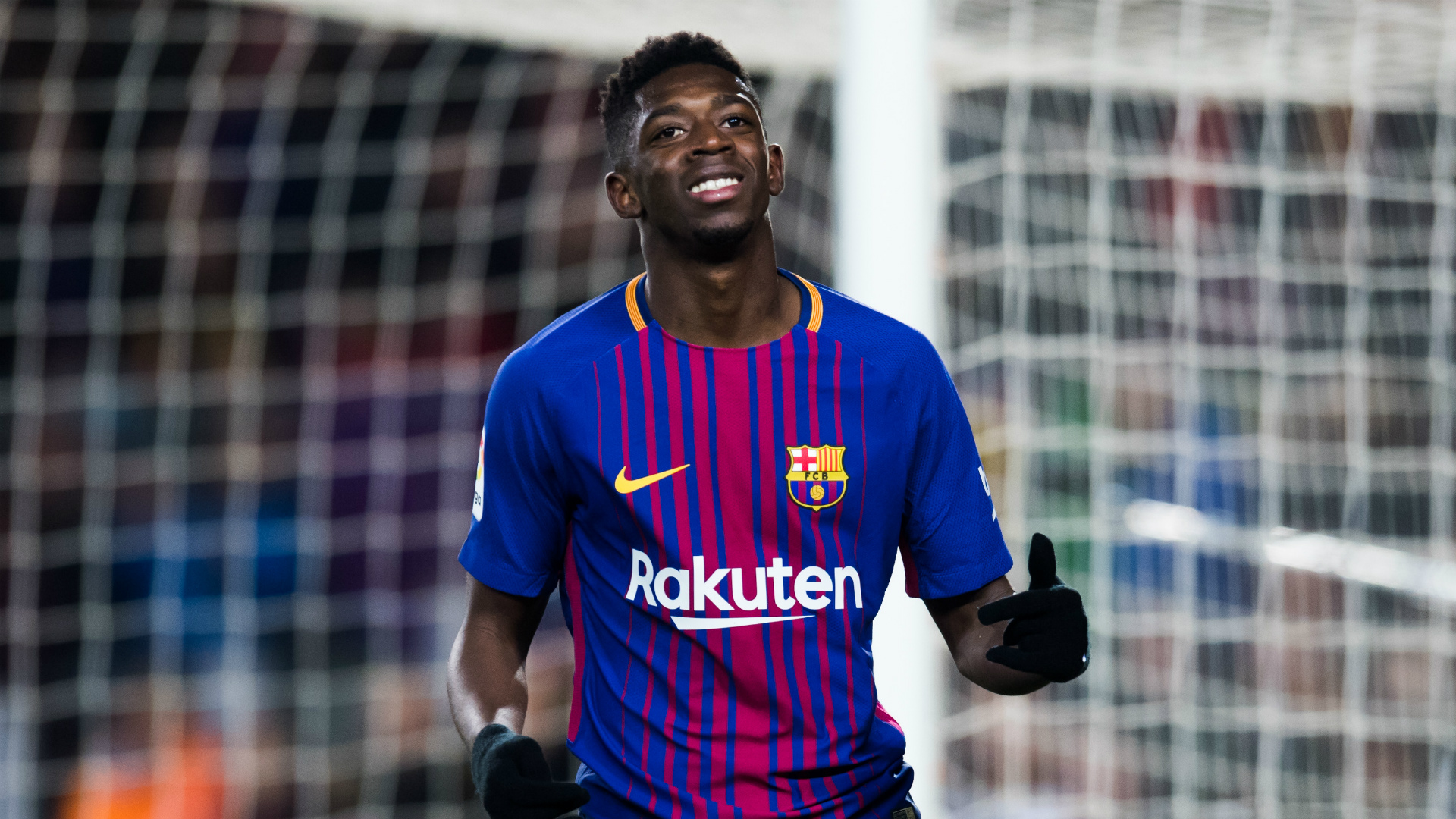 Ousmane Dembele has been linked with Manchester United
