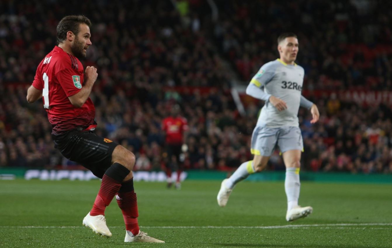 Juan Mata remains a solid squad player ay Manchester United