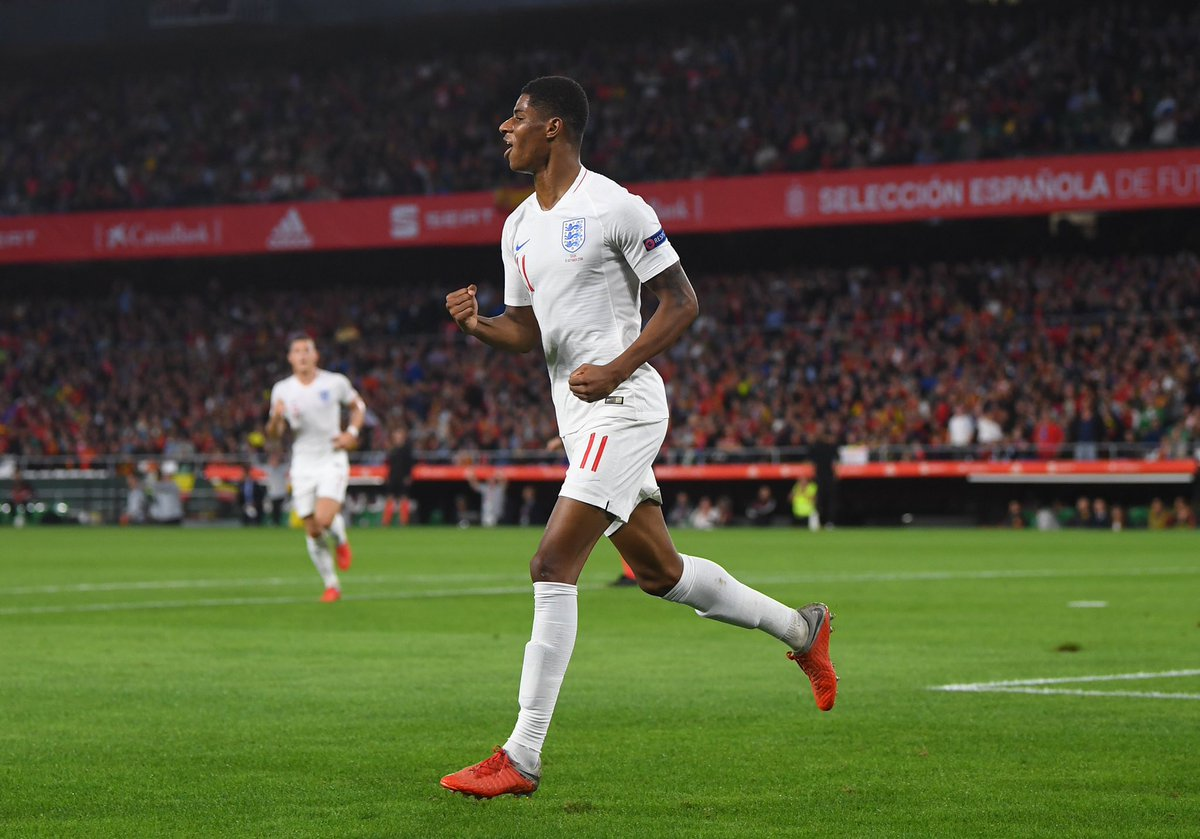 Juventus preparing to sign Marcus Rashford from Manchester United