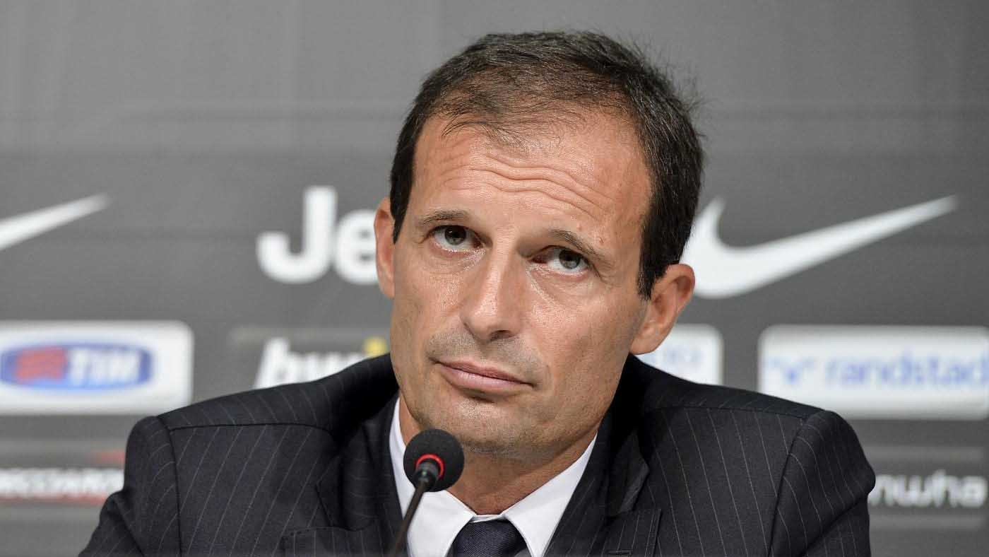 Manchester United want Massimiliano Allegri to replace Jose Mourinho