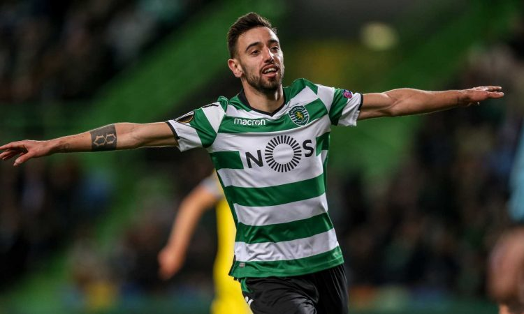 Ed Woodward signed Bruno Fernandes in January Manchester United