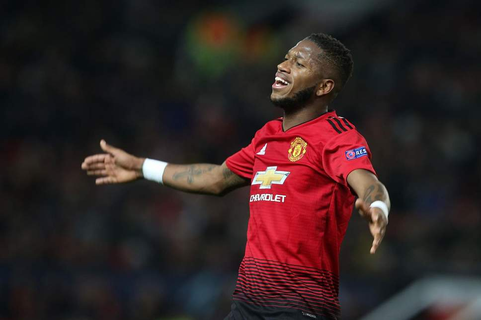 Fred has enjoyed a remarkable turnaround at Manchester United