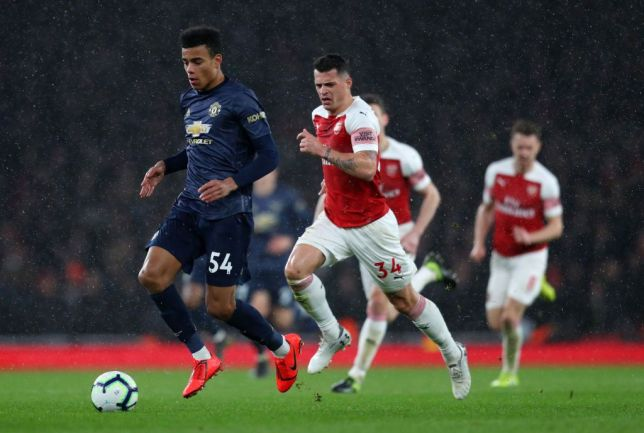 Odion Ighalo has tipped Mason Greenwood for a bright future