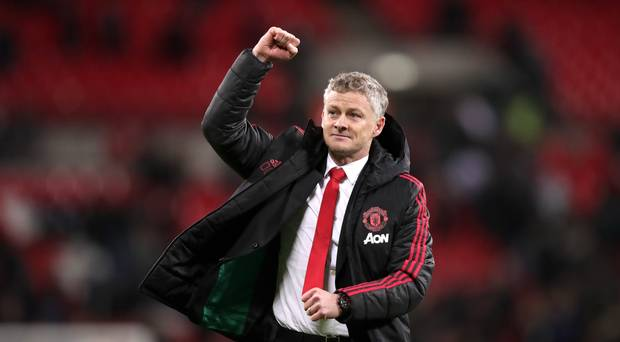 Solskjaer replaced Mourinho in December 2018