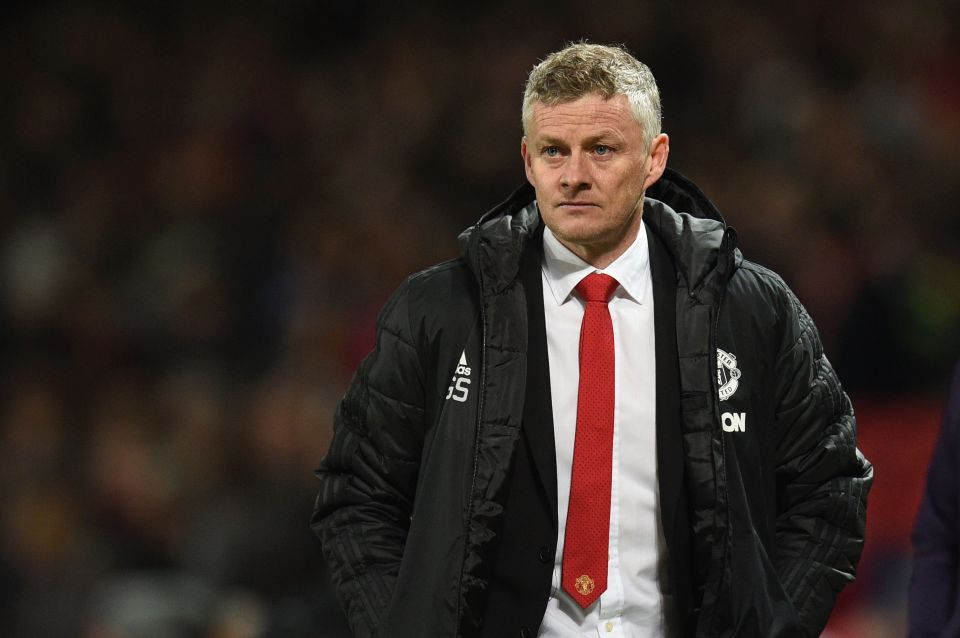 Ole Gunnar Solskjaer ready to offload five players in the summer