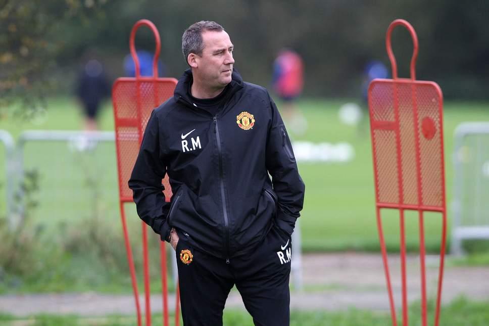 Rene Meulensteen served at United under Sir Alex Ferguson