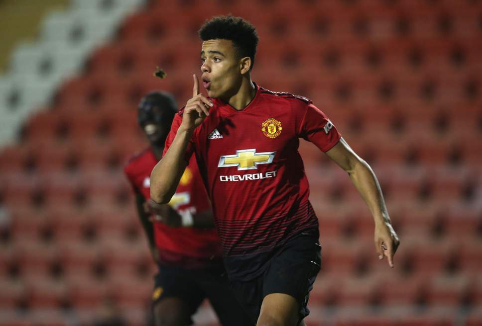 Mason Greenwood has enjoyed a brilliant breakthrough season