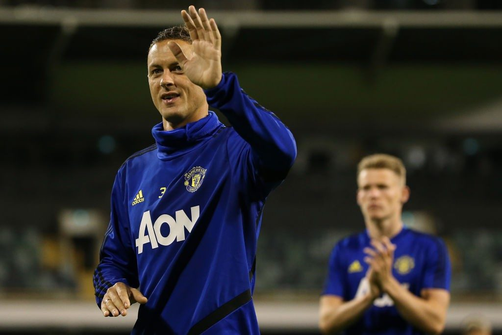 Nemanja Matic believes mentality is the key as Manchester United attempt to win the Europa League
