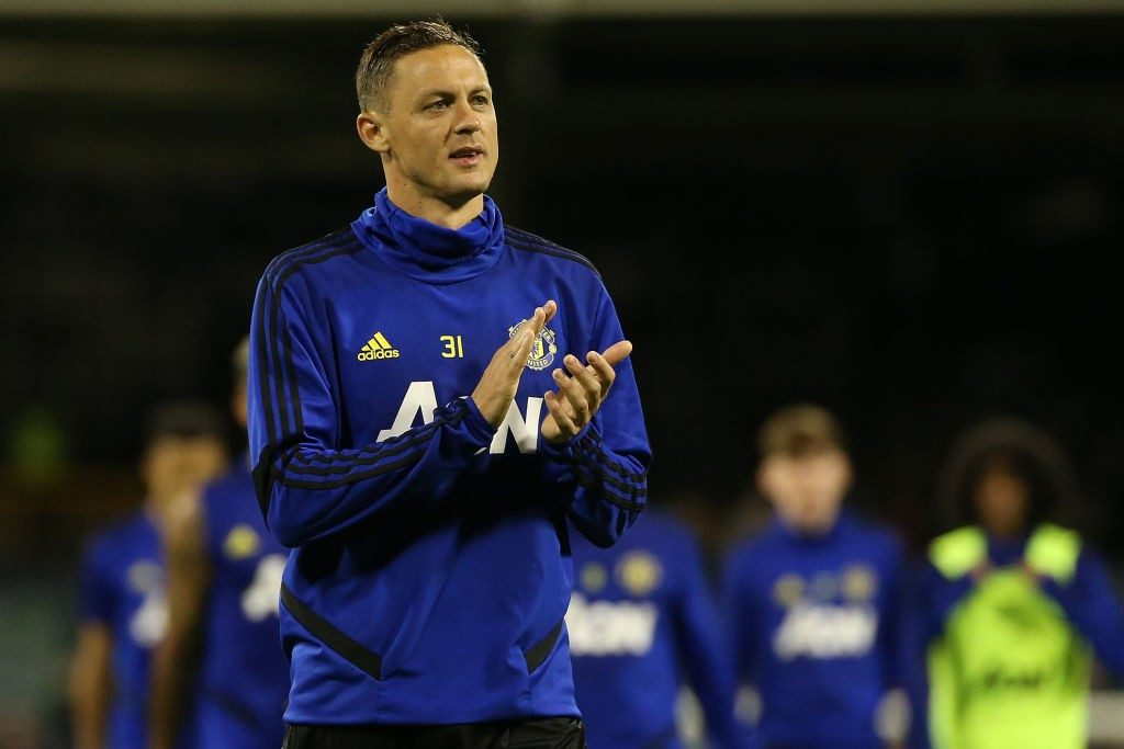 Nemanja Matic has played alongside enough top players to recognize quality