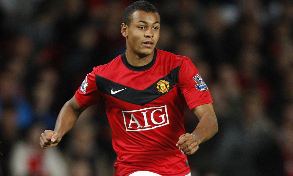 Joshua King spent close to five years at Manchester United but made a transfer in 2013.