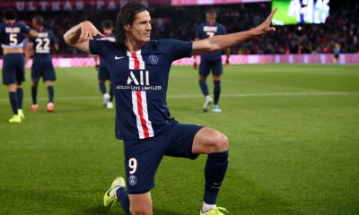 Edinson Cavani is a free agent in the summer