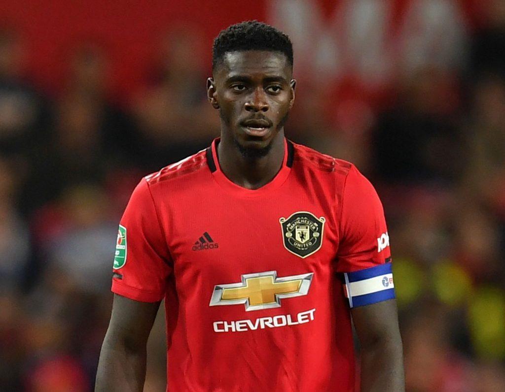 Axel Tuanzebe Manchester United Team news