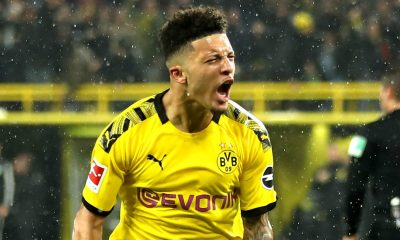 Manchester United will meet Jadon Sancho release clause if they qualify for the UEFA Champions League